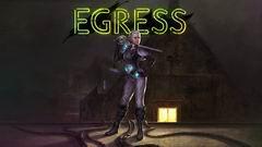 Постер Egress