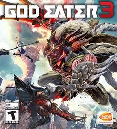 Постер God Eater 3