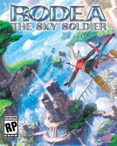 Постер Rodea: the Sky Soldier