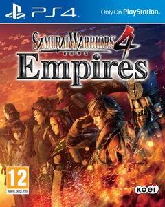 Постер Samurai Warriors 4 Empires