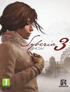 Постер Syberia 3