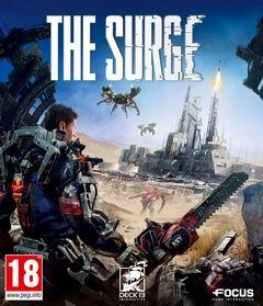 Постер The Surge