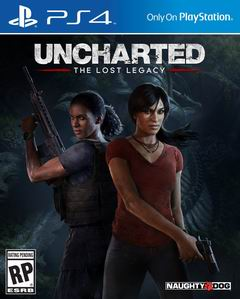 Постер Uncharted: The Lost Legacy