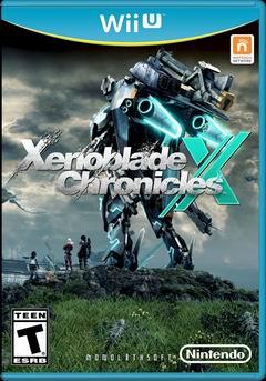 Постер Xenoblade Chronicles X