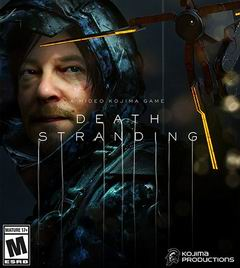 Постер Death Stranding