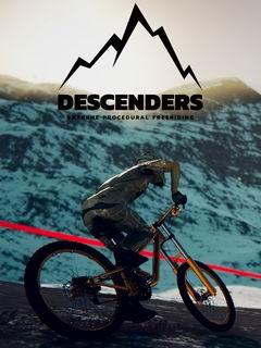 Постер Descenders