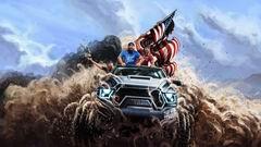 Постер Diesel Brothers: Truck Building Simulator