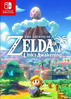 Постер The Legend of Zelda: Link's Awakening