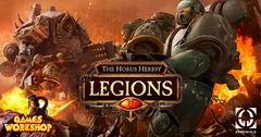 Постер The Horus Heresy: Legions