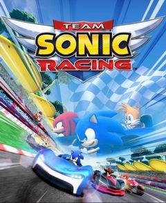 Постер Team Sonic Racing