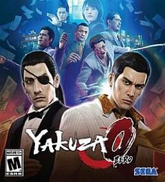 Постер Yakuza 0