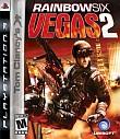 Постер Tom Clancy's Rainbow Six Vegas 2
