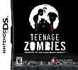 Постер Teenage Zombies: Invasion of the Alien Brain Thingys