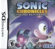 Постер Sonic Chronicles: The Dark Brotherhood