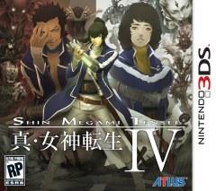 Постер Shin Megami Tensei IV
