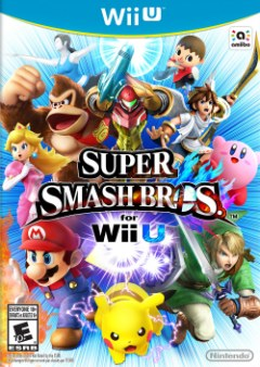 Постер Super Smash Bros. for Wii U
