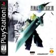 Постер Final Fantasy VII