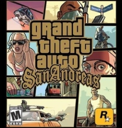 Постер Grand Theft Auto: San Andreas