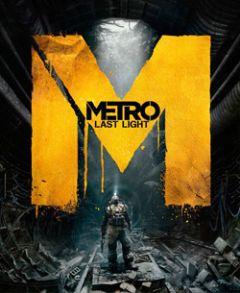 Постер Metro: Last Light