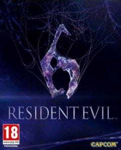 Постер Resident Evil 6