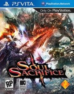 Постер Soul Sacrifice