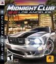 Постер Midnight Club: Los Angeles