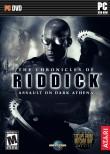 Постер The Chronicles of Riddick: Assault on Dark Athena