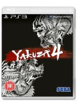 Постер Yakuza 4