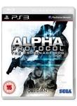 Постер Alpha Protocol