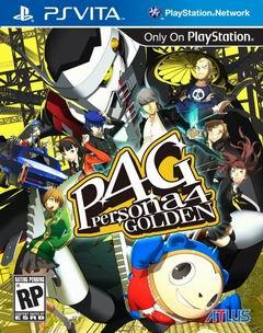 Постер Persona 4: The Golden
