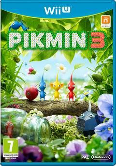 Постер Pikmin 3