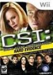 Постер CSI4: Hard Evidence