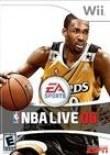 Постер NBA Live 08
