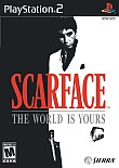 Постер Scarface: The World Is Yours