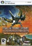 Постер Supreme Commander: Forged Alliance