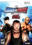 Постер WWE SmackDown! vs. RAW 2008