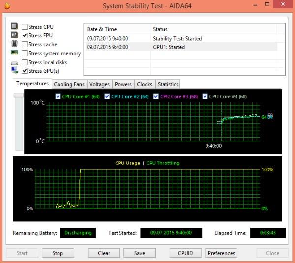 Производительность планшета DEXP Ursus Z110i Apollo