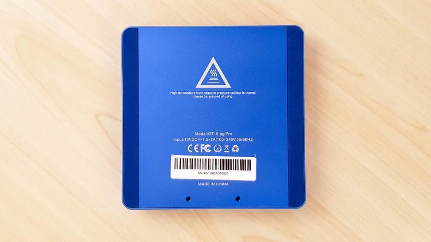 Beelink GT-King Pro: مراجعة جهاز فك التشفير الرائد على أحدث معالج Amlogic S922X-H 15