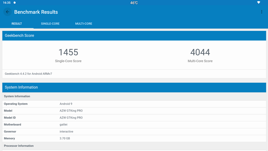 Beelink GT-King Pro: مراجعة جهاز فك التشفير الرائد على أحدث معالج Amlogic S922X-H 49