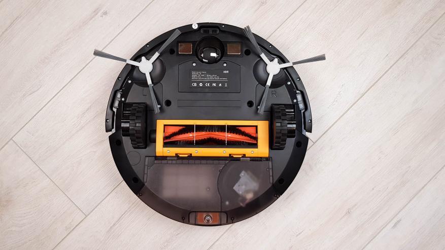 AliExpress: Обзор Abir X6: пожалуй, лучший робот-пылесос без лидара. Искусственный интеллект против ручной уборки!