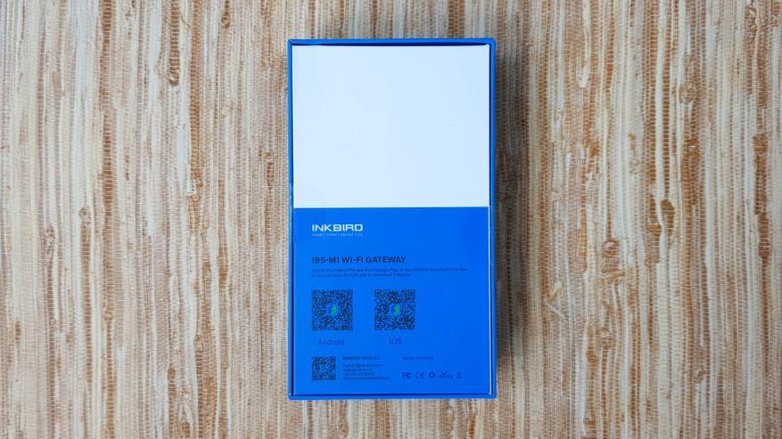 AliExpress: Wi-Fi-шлюз Inkbird IBS-M1 для цифровых датчиков Inkbird