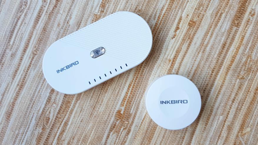 Inkbird IBS-M1 обзор Wi-Fi шлюз