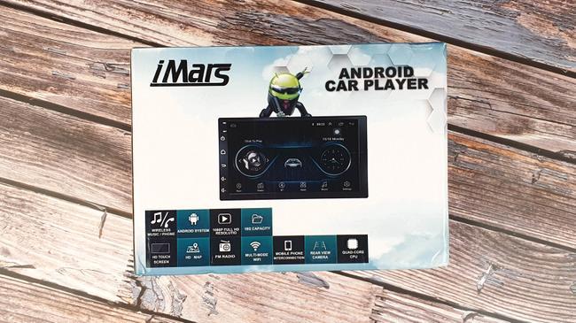 iMars - обзор, автомобильная 2DIN-магнитола на Android с GPS, Bluetooth, Wi-Fi