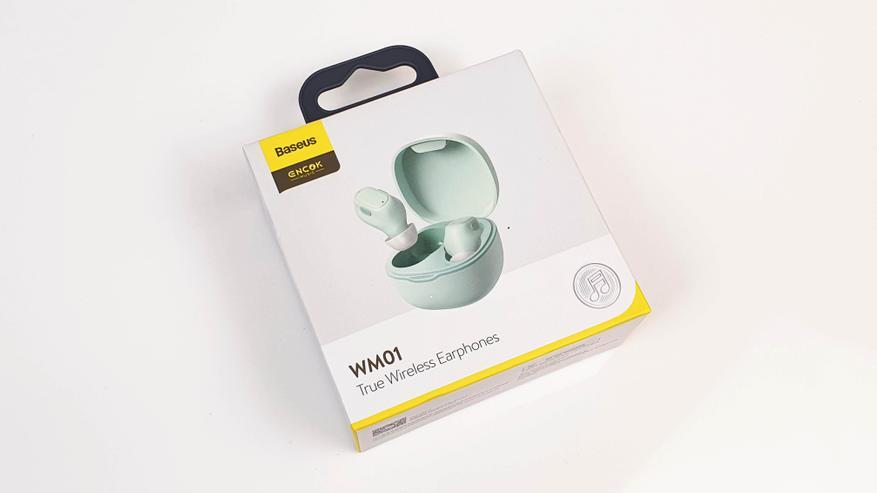 AliExpress: Baseus WM01: недорогие женские TWS-наушники