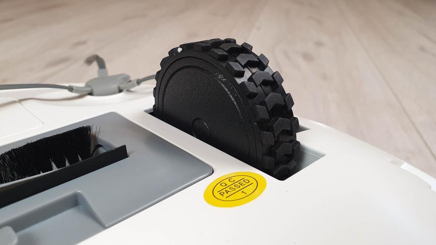 Liectroux ZK901 обзор робот пылесос