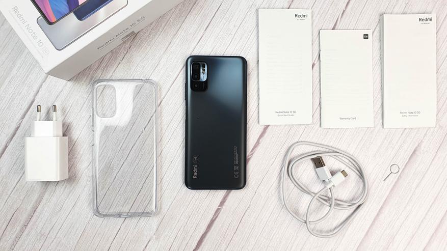 Подробный обзор Xiaomi Redmi Note 10 5G: народный или инородный? - купить