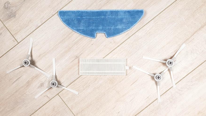 Обзор Abir G20S: робот пылесос моет пол