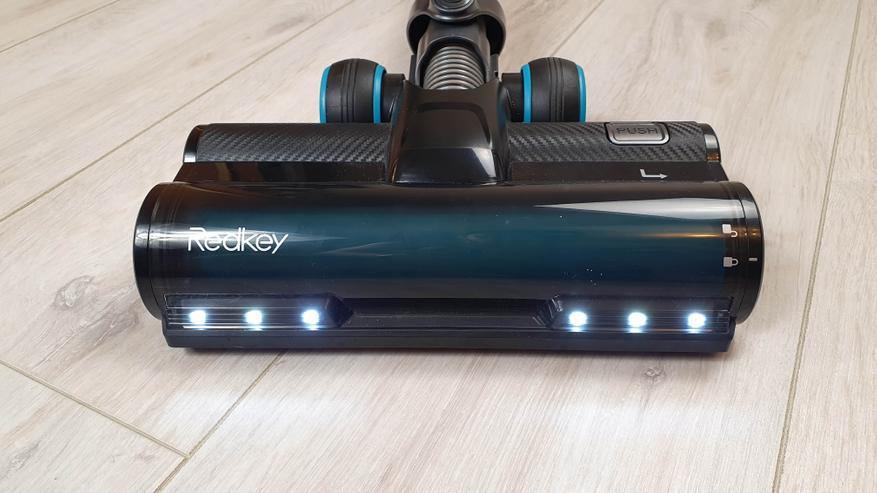 Обзор Redkey F10: беспроводной вертикальный пылесос