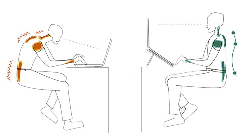 Ugreen подставка для ноутбука обзор