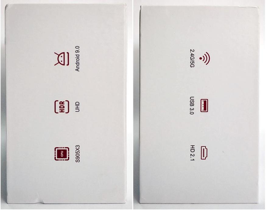 صندوق التلفزيون Magicsee N5 Plus: أملوجيك S905X3 ، خليج SSD / HDD ، MIMO 2 × 2 3